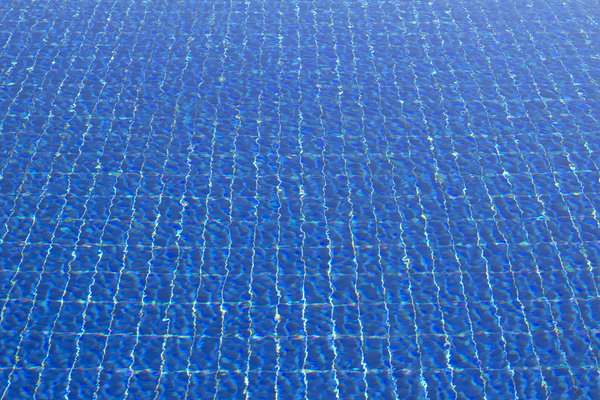 Swimming pool ripples
