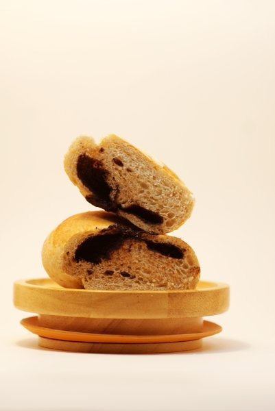 bread with chocolate #4