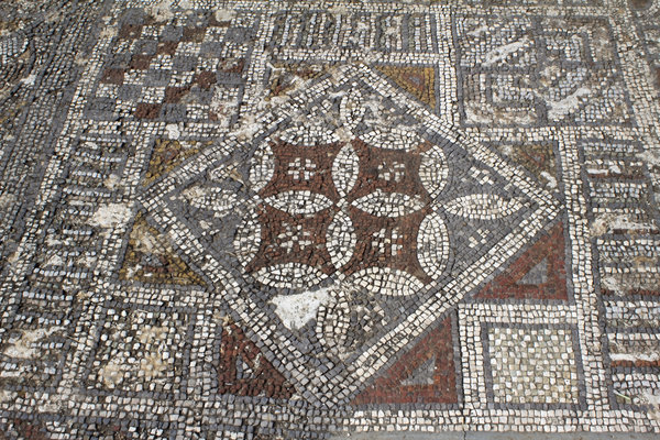 Ancient church mosaics 3