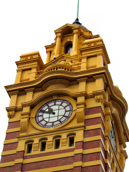 historic clock tower1