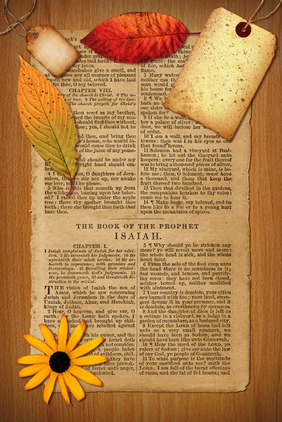 Bible Collage 3