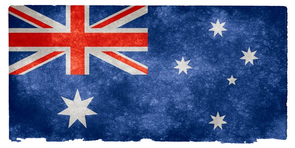 Australia Grunge Flag: Grunge textured flag of Australia on vintage paper. You can find hundreds of grunge flags on my website www.freestock.ca in the Flags & Maps category, I'm just posting a sample here because I do not want to spam rgbstock ;-p