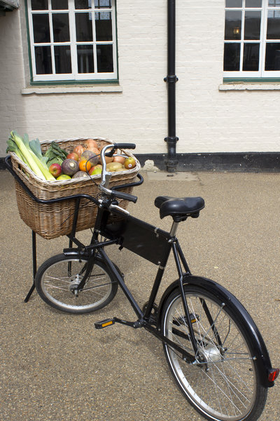 Greengrocer's bicycle