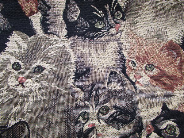 cats tapestry 2
