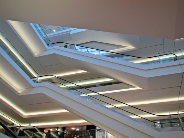 shopping mall interior 3