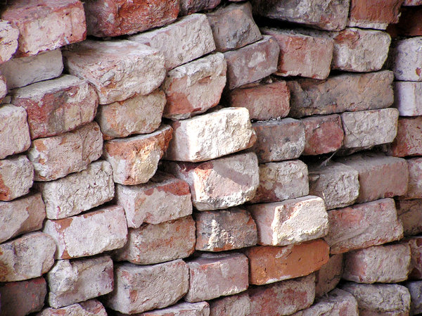 Old bricks