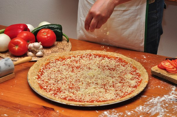 Pizza Making 5