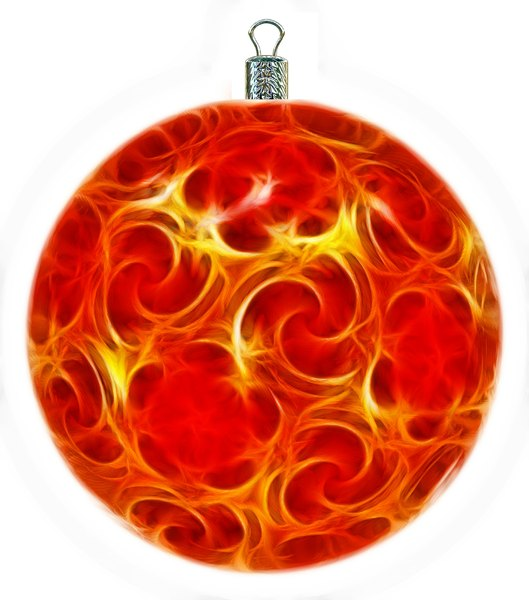 Christmas Bauble 10