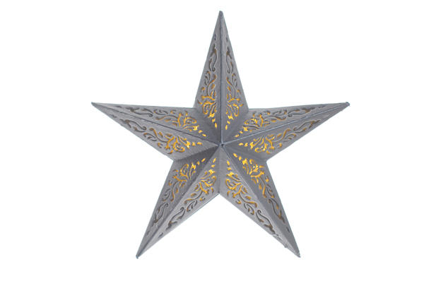 Star: Christmas star decoration