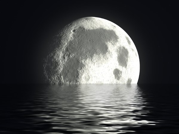 Moon and Water 2