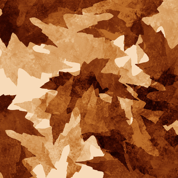 Abstract Leaves 4