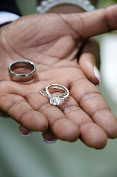 Wedding Rings - African Americ