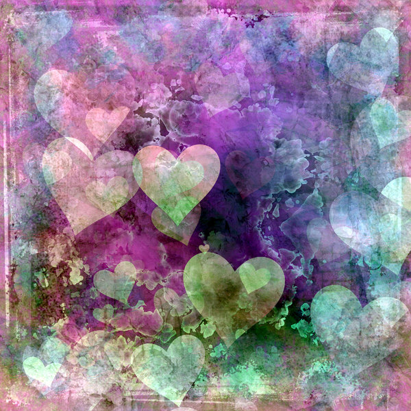Valentine Grunge 10: An arty, grungy textured background for Valentine's Day. Colours that appeal to the eye. You may prefer this: http://www.rgbstock.com/photo/2dyX8PM/Valentine+Grunge+4  or this:  http://www.rgbstock.com/photo/2dyX8tg/Valentine+Grunge+2