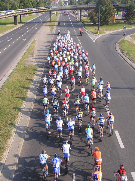 Bicycle racing: Bicycle racing in Poland