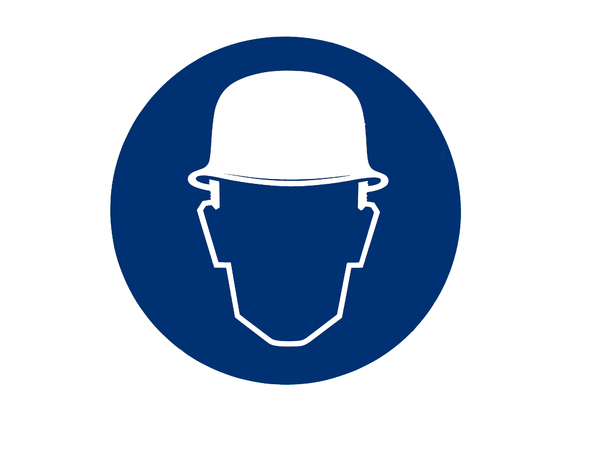 safety helmet logo