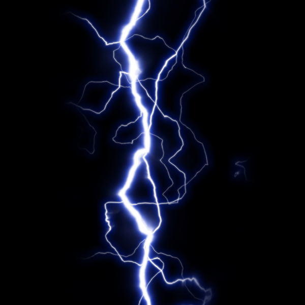 Forked Lightning: A dazzling bolt of forked lightning. You may prefer:  http://www.rgbstock.com/photo/nTqDk18/Forked+Lightning+2  or:  http://www.rgbstock.com/photo/nTqDfEE/Forked+Lightning+3