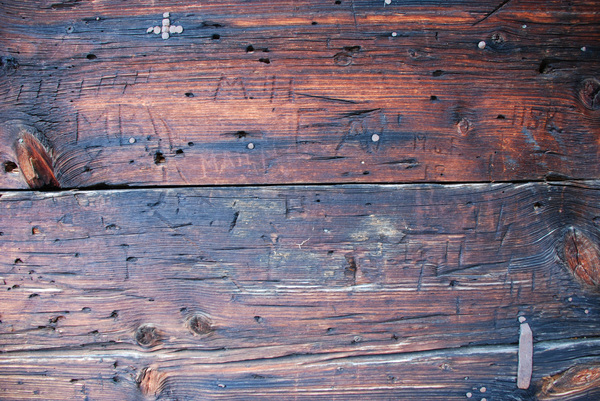 old wooden wall: old wooden wall