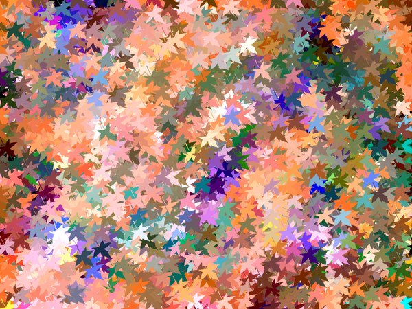Autum Leaf Texture 4: A colourful, chaotic texture of autumn leaves in a variety of shades. Excellent fill, texture, illustration, background, etc. You might prefer this: http://www.rgbstock.com/photo/mqptiuU/Autumn%2FFall+Abstract+Texture