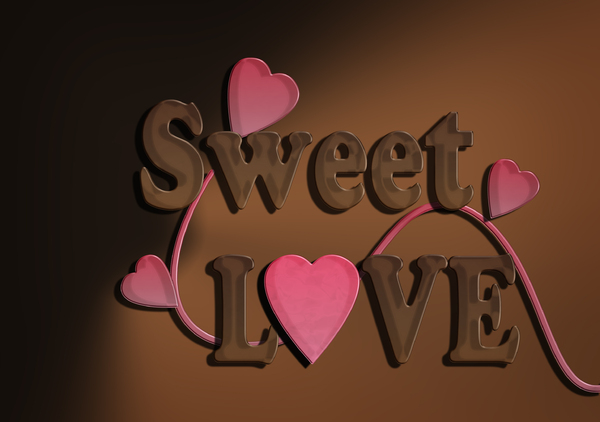 Chocolate Sweet Love