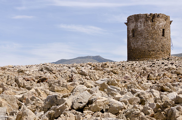 Sardinian Watch Tower 1