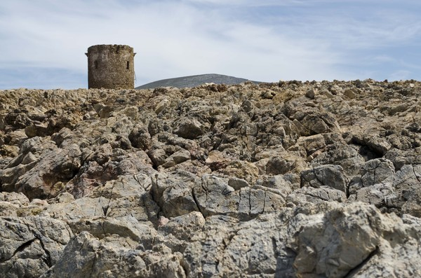 Sardinian Watch Tower 3