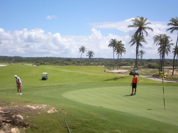 Golf 1: Golf - Praia do Forte - Bahia