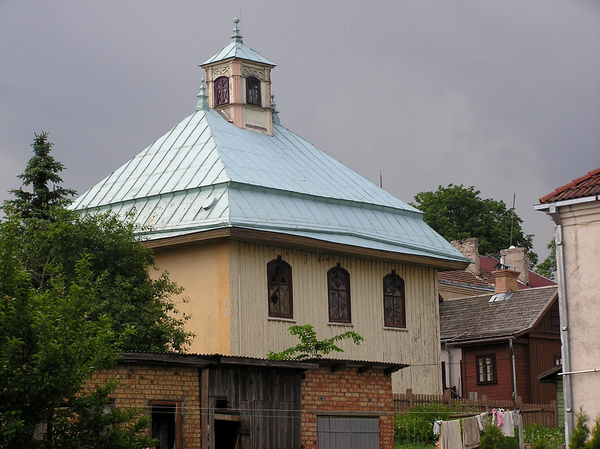 Crimean Karaites church