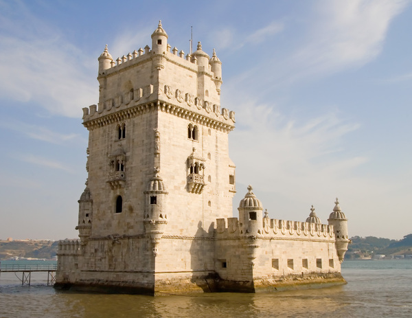 Belem Tower of Lisboa