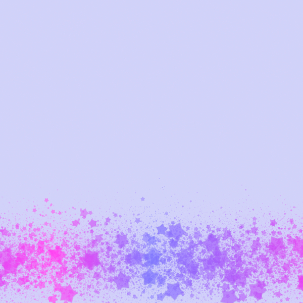 Star Border 4: Blank canvas or paper with a border of stars. Could be used for Christmas or other celebration, as a decorative element for scrapbooking, or for a placard or advertisement.