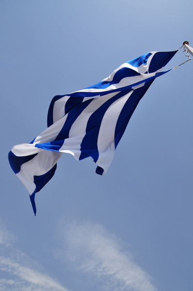 Greek Flag 3: The flag of Greece