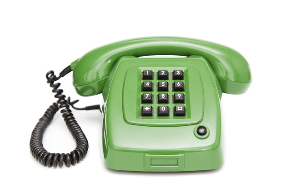 Green Telephone: Green Telephone