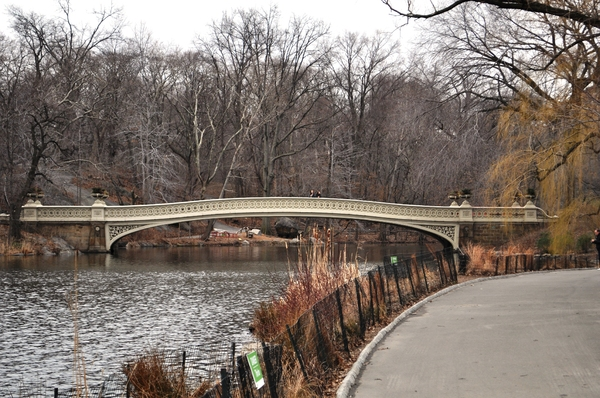 Central Park, New York: Central Park in March