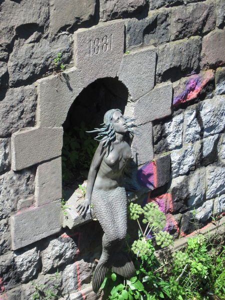 Mermaid of Vilnius