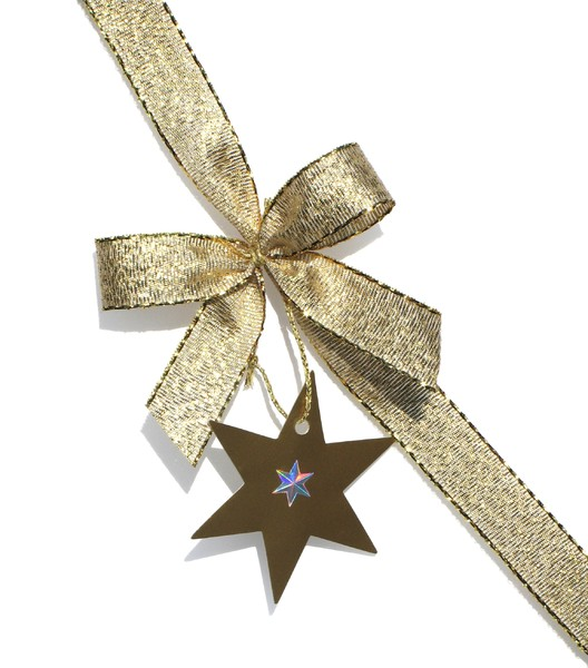 bow with star