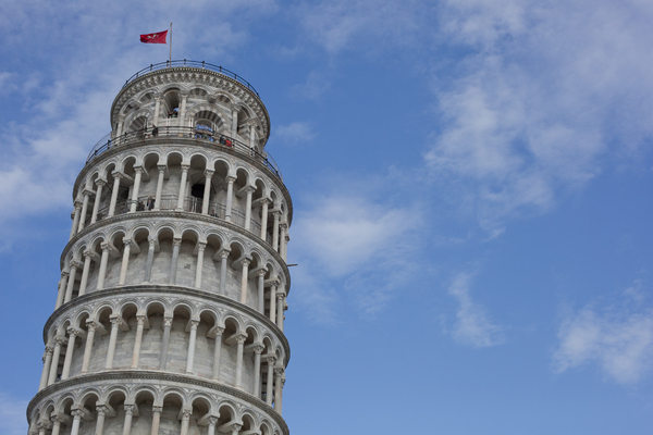 Tower Of Pisa 3: Photo of leaning tower of Pisa