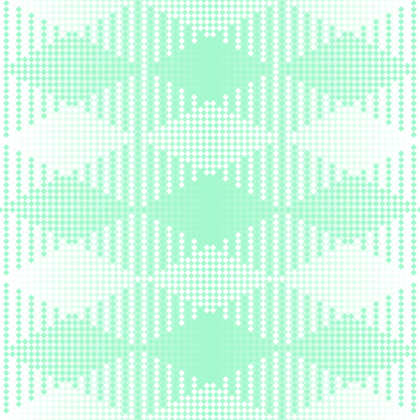 Diamond Background Texture 5: A diamond patterned background, texture or fill with a retro feel.