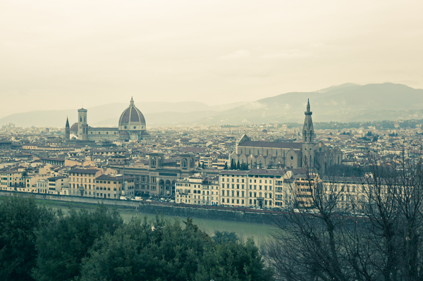 City Of Florence 3: Photo of city of Florence in Italy