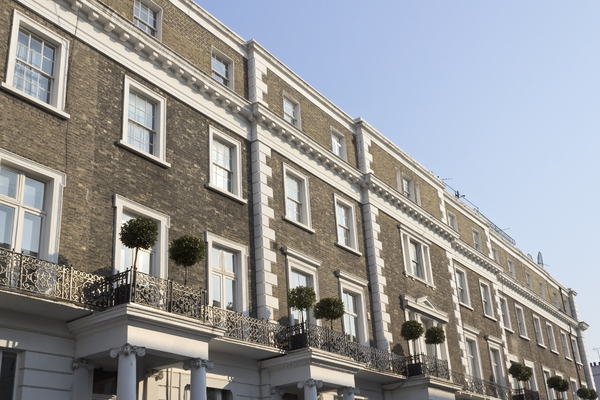 London townhouses