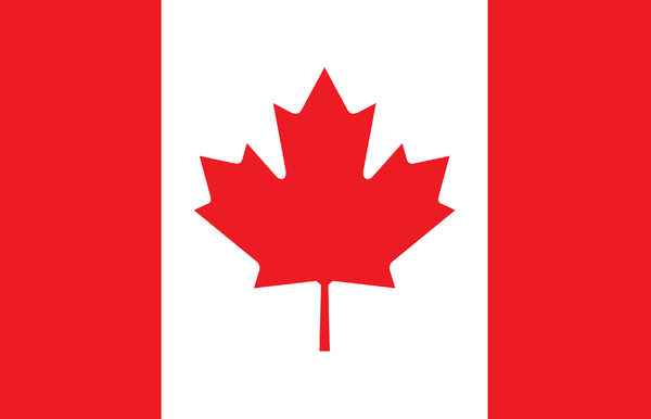 Canada flag: Canadian flag