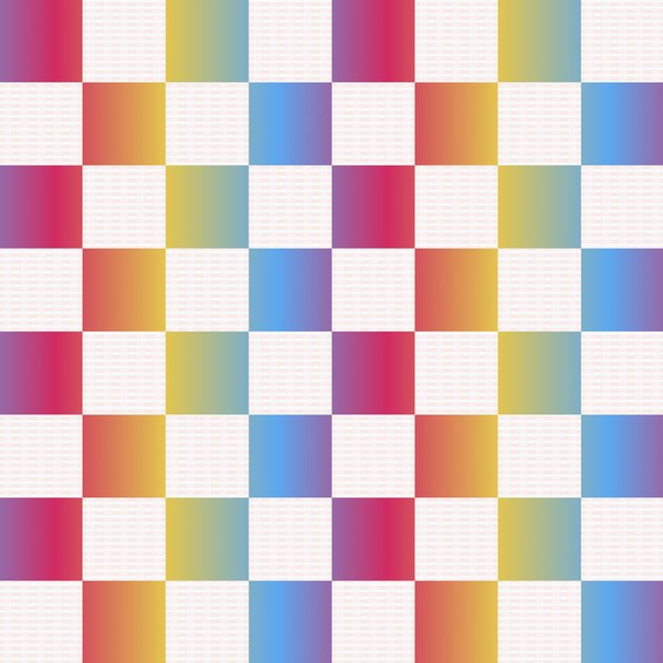 Gradient Checks 6: A checkered pattern suitable for background, textures, fills, etc. You may prefer this:  http://www.rgbstock.com/photo/mijmBVo/Blue+Gingham  or this:  http://www.rgbstock.com/photo/mOn5nFY/Gingham+3  or this:  http://www.rgbstock.com/photo/mOn5nCK/Gingham