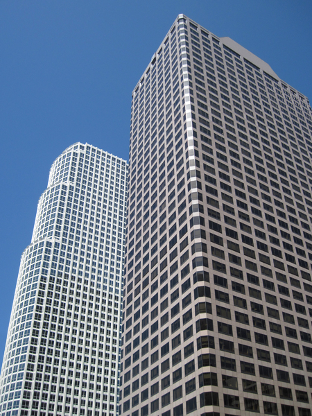 Los Angeles office buildings