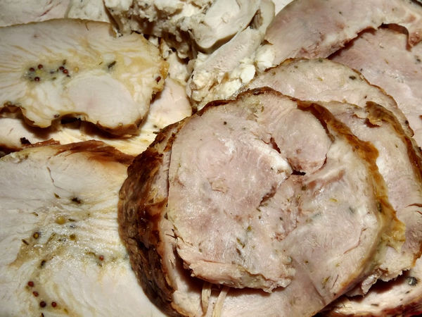 sliced turkey rolls1