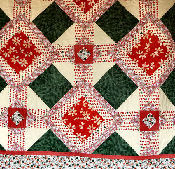 quilting corner30: quilting samples from public quilt display
