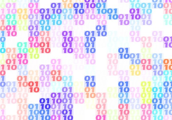 Binary Background 19