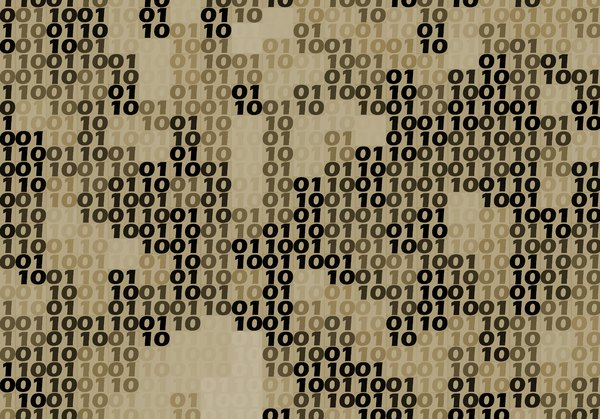 Binary Background 17