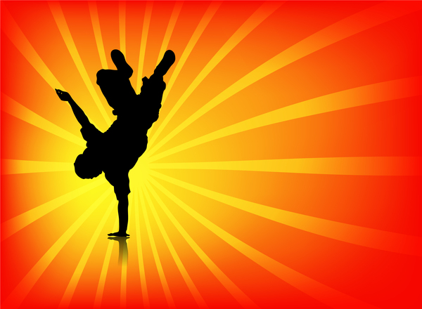 Breakdancer vector 2: A vector of a breakdancer.High quality and usable for your backgrounds, presentations, blogs, etc.Please leave a comment if you like it or use it. It stimulates me to create more stockphotos / vectors and credit me with