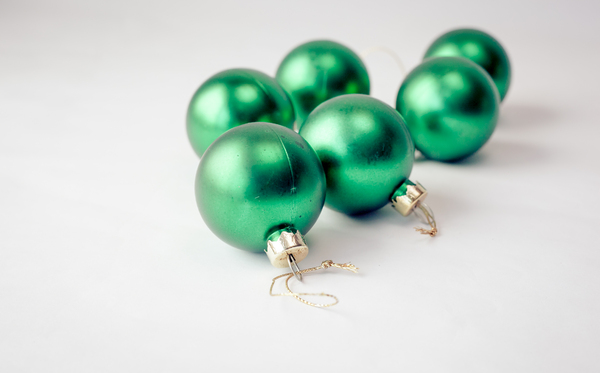 Christmas Baubles 12