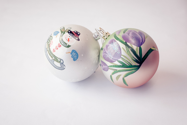 Christmas Baubles 16