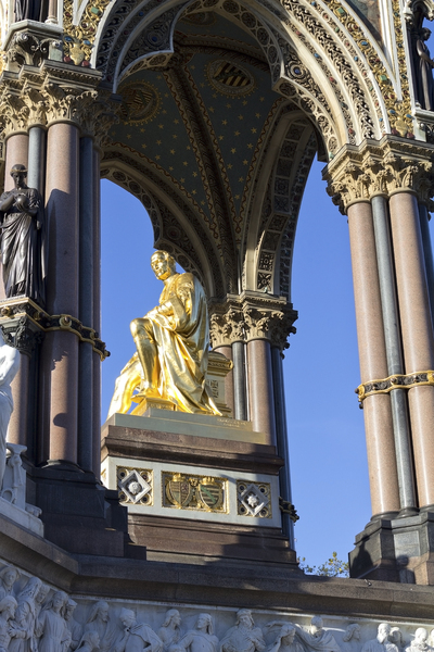 Albert Memorial - centrepiece