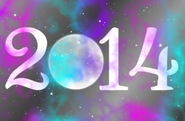 Happy New Year 2014 a